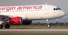 IMG_1859 (David Reich Photography) Tags: jfk kennedy airport jet airliner landing takeoff flight flying aircraft plane cool awesome new david reich dr photography canon virgin america airbus a318