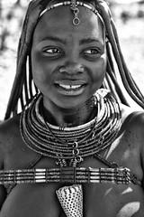Himba Woman 2 (alisdair jones) Tags: africa leica portrait woman tribal jewellery namibia himba nomadic m240 summiluxm11450asph