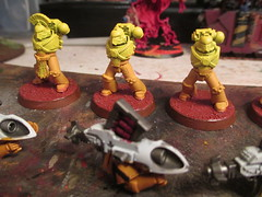 Heresy Era Imperial Fists Heavy Support Squad No.1 (03) (AKASteveUK) Tags: 40k warhammer40000 warhammer40k gamesworkshop imperialfists missilelauncher missilelaunchers forgeworld heavysupport betrayalatcalth heavysupportsquad