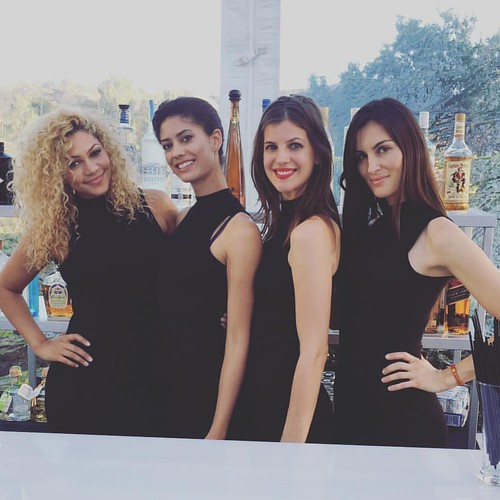 Happy Saturday! #calabasascountryclub #bartenders #events #eventlife #models #staffing #girlboss #200ProofLA #200Proof