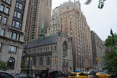Central Park West & Columbus Avenue, Manhattan , New York City (Ardintigh) Tags: centralparkwest columbusavenue manhattan newyorkcity ghostbustersbuilding 55centralwestpark holytrinitylutheranchurch