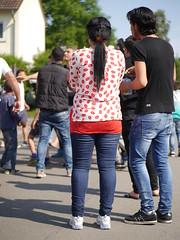 P1780972 Eine Strae - Eine Welt (tottr) Tags: summer june juni germany deutschland spring sommer refugee refugees flchtling frhling sommerfest fruehling detmold asb 2016 strassenfest flchtlinge arbeitersamariterbund strasenfest adenauerstrase adenauerstrasse adenauerstr