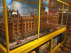 Harrods #lego (mattosborne325) Tags: london shopping lego harrods knightsbridge