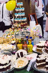 Mercazoco Abril Gijón Feria de Muestras zona gastronómica