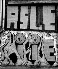 graffiti amsterdam (wojofoto) Tags: holland amsterdam graffiti nederland netherland ndsm asle wolfgangjosten wojofoto