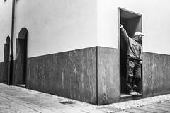 IMG_5809 (Gabrio Malonni) Tags: street blackandwhite bw italy man black photo may bn uomo streetphoto biancoenero peolpe iphone 2016 streetphotographers
