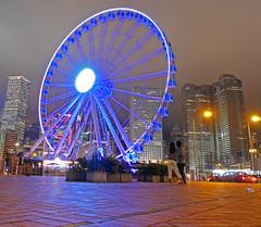 P9260165 (ahitofmeth) Tags: hk hongkong harbor ferriswheel hkg observationdeck hkskyline