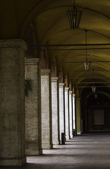 Angelicum Cloister (Lawrence OP) Tags: rome university dominican cloister angelicum