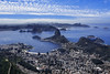 View Of Sugarloaf Mountain, Botafogo And The City of Rio De Janeiro, Brazil, South America (:: Artie | Photography :: Travel ~ Oct) Tags: city brazil mountains beach latinamerica southamerica rio riodejaneiro architecture modern canon landscape harbor landscapes downtown harbour outdoor structures engineering structure unesco christtheredeemer corcovado sugarloaf botafogo atlanticocean metropolitan urca worldheritage artie sugarloafmountain architectures 5dmarkiii 5dm3 cityaerialview baycorcovadomountains botafogoscove