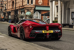 La Ferrari (Photocutout) Tags: london cars ferrari hybrid sportscars supercars hypercar photocutout worldcars hypercars laferrari