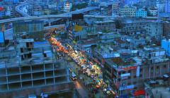 Jatrabari-Gulisthan Flyover, Dhaka, Bangladesh (Md. Rahat Khan Amit) Tags: md dhaka khan bangladesh amit rahat jatrabarigulisthanflyover