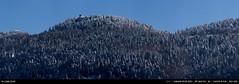 Salve (Ludtz) Tags: blue panorama mountain snow montagne canon bleu neige 74 salve grandpiton canoneos60d ludtz ef300 4lis
