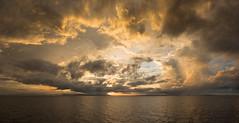 Shower in Panorama (MrBlackSun) Tags: sunset nikon pacific pacificocean papuanewguinea papua d810 nikond810