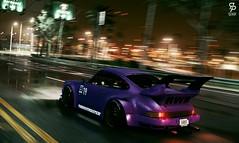 Feel The Drive (GL1) Tags: night speed work lights for purple 911 tires porsche need 28 rwb carrera nfs toyo 901 2016 2015 thrustmaster rsr begriff rauhwelt dstroyr speedhunters iamspeedhunter