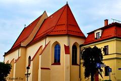 WODZISLAW SLASKI-POLAND-06 (Elisabeth Gaj) Tags: travel building church architecture europa poland polska polen elisabethgaj