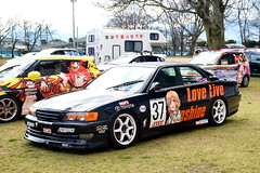 Toyota Chaser (Andr.32) Tags: cars car japan photography toyota chaser toyotachaser itasha  lovelive
