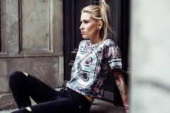 Juli (bjoern.son) Tags: portrait woman berlin girl tattoo model shoot shooting frau mdchen photgraphy freestuff tattooed 2015 ootd portfoliowork berlincitygirl 15 bjoernson