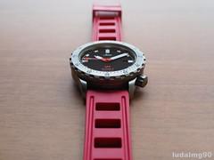 SUG (ludalmg90) Tags: watches watch diving rubber strap u1 diver morgan sinn obris