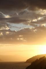 Kveldshimmelen -|- Sunset time 22:30 (erlingsi) Tags: sunset solnedgang voldsfjorden sunnmre norway himmel