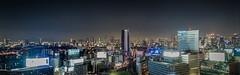 Day 172-365 Osaka (giuliomeinardi) Tags: light panorama japan night canon tokyo interesting explore osaka oriente urbano luci 24mm grattacielo notte giappone notturno giuliomeinardi 5d3 skycrapels