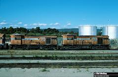 4 April 1994 H3 H5 Forrestfield (RailWA) Tags: midwest h3 1994 geraldton h5 westrail forrestfield railwa philmelling