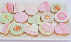 Photo of I just love making #pretty #cookies   #biscuits #weddingfavourcookies #engagement #party #swindon #wiltshire #oxford #satinice #cookieofthegods #cookieoftheday #weddingfavours #pink #weddingday #fondant #followme #smallbusiness #whiteandgold #white #babyp