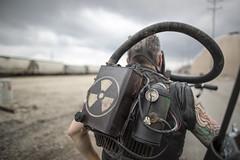 DJ2I4555 (BlackVelvetElvis) Tags: mad max motorcycle madmaxrun roadwarrior madmaxmotorcycle run cosplay milwaukee wasteland apocalypse apocalyptic postapocalyptic apoc