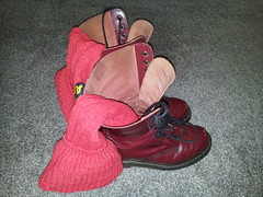 20160421_073512 (rugby#9) Tags: original red feet wool yellow socks cherry boot shoe hole boots lace dr air 14 7 indoor icon wear size footwear stitching comfort sole doc 1914 cushion soles dm docs eyelets redsocks drmartens bouncing airwair docmartens martens dms cushioned wair bootsocks doctormarten 14hole yellowstitching redbootsocks