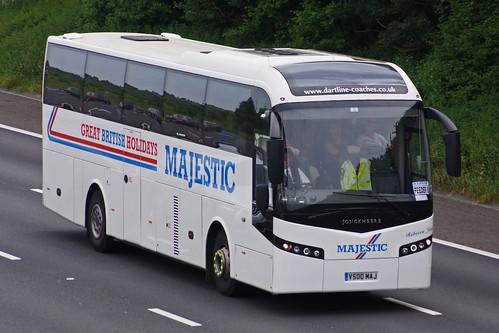 Dealtop, Clyst St Mary - V500 MAJ (CN09 JXX, 09-KK-8230, CN09 JXX, LSK 502)