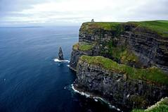 République d'Irlande (PierreG_09) Tags: républiquedirlande irlande falaise océan moher tour tourobrien falaisesdemoher cliffsofmoher eu