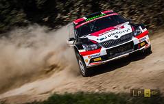 Nicolas Fuchs - Skoda Fabia R5 WRC2 (Luca eskimo) Tags: sardegna italy cars car vw race speed volkswagen italia sardinia rally racing dirty dirt wrc dust panning motorsport skoda fabia volkswagenrally wrc2 autolavaggiobatman
