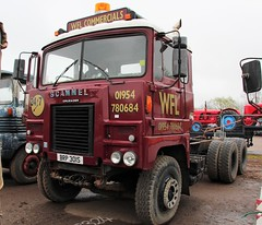 BRP 301S (Nivek.Old.Gold) Tags: cambridge cab 1978 chassis crusader scammell cheffins 12200cc wflcommercials