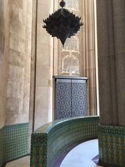 Mosque Hassan II (pasquib) Tags: art architecture morocco maroc casablanca mosaique mosque artisanat hassanii
