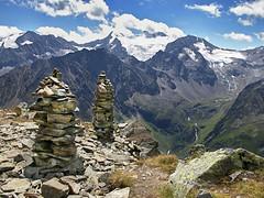 Ways through the Alps (georg19621) Tags: mountains landscape sterreich year landschaft jahr genre 2007 stubai