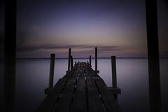 Sunset (LAK.Photography) Tags: summer sunset sonnenuntergang sommer pier peer badesteg landschaft langzeitbelichtung bulb blauestunde denmark outdoor danmark dnemark nikon d810 sea meer abend abendstimmung