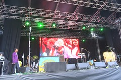 Africa Oy (Tony Shertila) Tags: england people music festival liverpool europe britain livemusic singer crown seftonpark merseyside sefton africaoye africaoy 20160618201132