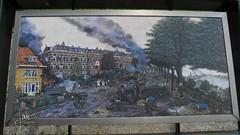 Arnhem (2016) - Airborne Monument   Jacob Groenewoud Plantsoen (glanerbrug.info) Tags: wwii tweedewereldoorlog nederland 2016 arnhem gelderlandgemeentearnhem