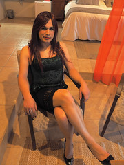 2016.06-14 (SamyOliver) Tags: brazil shoes highheels oliver dress sensual redhead tranny transvestite heels samantha stiletto crossdresser crossdress samy transformista shoesfetish samanthaoliver samycd samyoliver