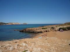 Menorca. Bini-mela. Jun. 16.6 (joseluisgildela) Tags: menorca playas mediterrneo binimella camdecavalls