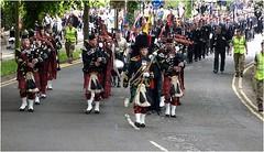 Parade3 (lairig4) Tags: scotland stirling armedforcesday military show kingspark parade music 2016