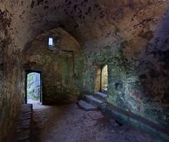 St Govens Interior (www.forgottenheritage.co.uk) Tags: sea saint st wales coast path cymru chapel cliffs explore coastal exploration govens