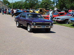 New Ulm Autofest '16 (michael.johnson472) Tags: chevrolet buick gmc belair pontiac firebird transam caprice impala sportcoupe aerocoupe ford skytop newulm autofest 2016 browncountyfairgrounds summer exploreminnesota mooneyes torino thunderbird cougar camaro plymouth dodge chrysler international monza spyder nomad stationwagon corvette red blue green orange black projectcar