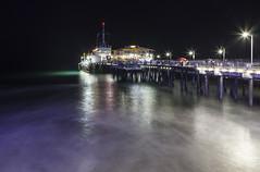 Santa Monica Pier#1 (Brent Howe) Tags: ocean california mist pier sand santamonica