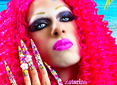 koreeeeeee (ryanjasterina) Tags: beautiful fashion amazing asterina モデル 化粧 メイクアップアーティスト ryanjasterina アステライナ