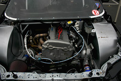 Red Bull GRC L.I NY 2014 (Joe Folino ( LoopRunner )) Tags: red cars chevrolet car cross rally sonic bull turbo chevy global