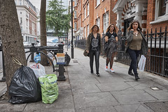 20160703T12-10-09Z-DSCF0681 (fitzrovialitter) Tags: street girls england urban london westminster trash geotagged garbage fuji fitzrovia unitedkingdom camden soho streetphotography documentary litter jeans bloomsbury rubbish environment paddington mayfair westend flytipping oxfordcircus dumping cityoflondon x70 marylebone captureone gpicsync peterfoster fitzrovialitter followthisroute