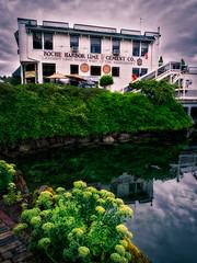 Roche Harbor (Jim Nix / Nomadic Pursuits) Tags: travel washington landmark olympus historic pacificnorthwest sanjuanislands washingtonstate hdr fridayharbor sanjuanisland rocheharbor splittone straitofjuandefuca nomadicpursuits macphun jimnix olympusomdem1 aurorahdrpro