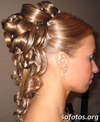 Penteados para noiva 004