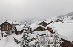 Winter Wonderland (webeagle12) Tags: mountain snow mountains alps switzerland europe swiss valley berne eiger bernese jungfrau monch berneseoberland oberland murren susse nikond90 1685mm