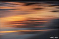 Impress 4079 (Brian Preen) Tags: beach sunrise expressive slowpan